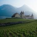 Швейцарская Сельская местность