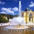 Чешские фонтаны
